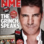 NME covers  Simon Cowell: December 2009