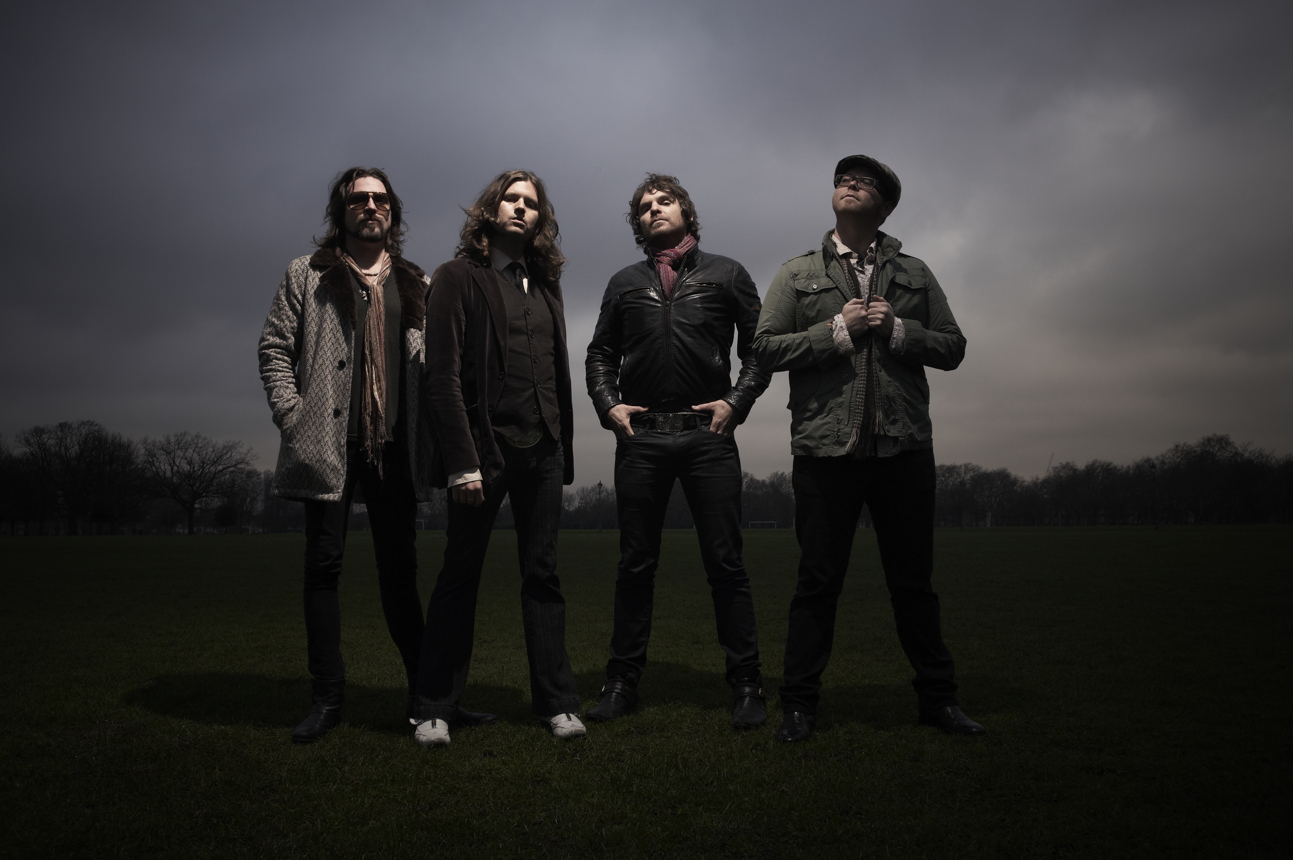 Rival Sons Singer Rival Sons Image Gallery