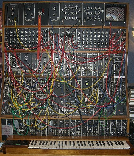 Keith Emerson S Moog Synthesizer That Eric Alper