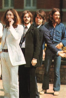 The Beatles' Abbey Road Photo Shoot Outtakes (7)