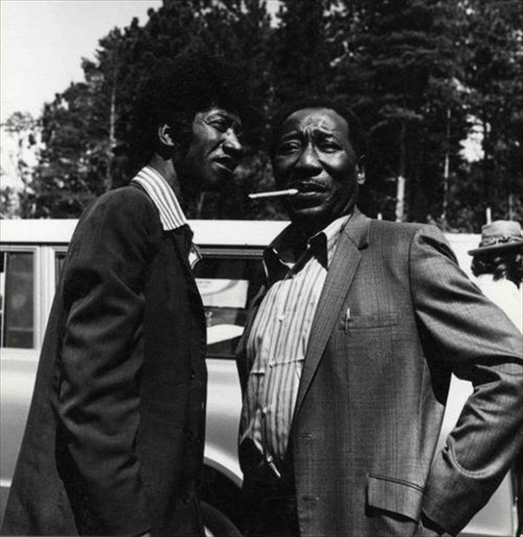 Hound Dog Taylor & Muddy Waters