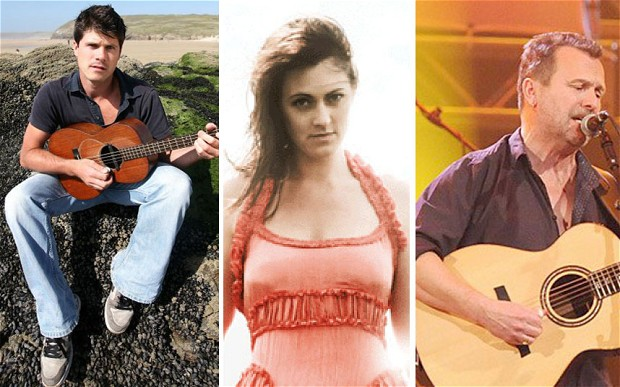 Seth Lakeman, Fay Hield and Martin Simpson will be part of the English Folk Dance and Song Society project 'The Full English'
