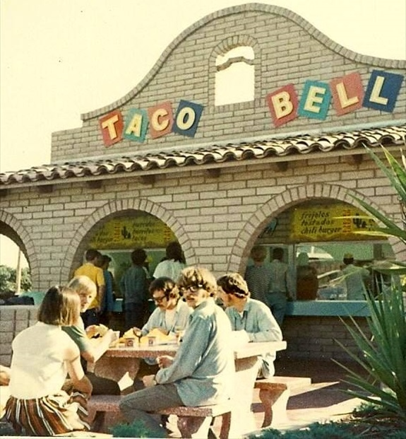 Creedence Taco Bell 1969