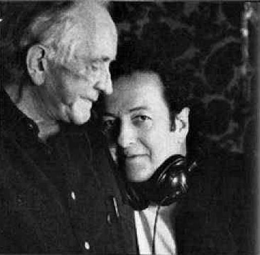 Johnny Cash and Joe Strummer