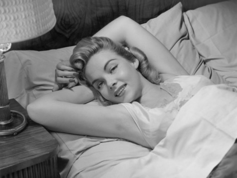 george-marks-woman-lying-in-bed