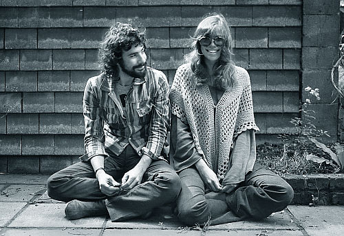 Cat Stevens and Carly Simon