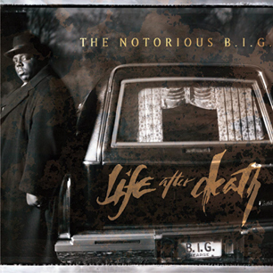 The Notorious B.I.G. Life and Death HIGH RESOLUTION COVER ART