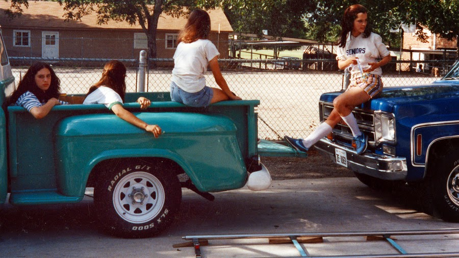 Behind the Scenes of Dazed and Confused, 1993 (12)