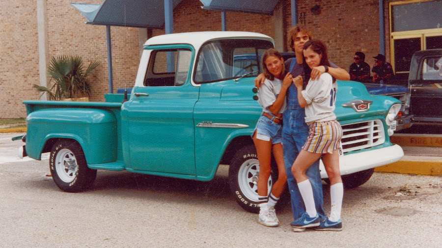 Behind the Scenes of Dazed and Confused, 1993 (2)