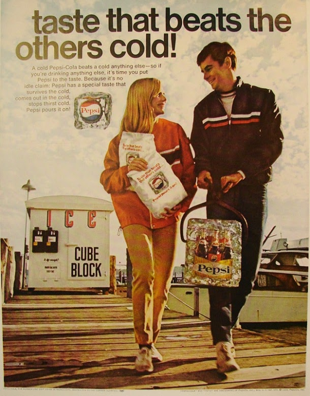 Pepsi Ads from 1960′s (5)