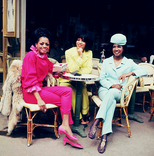 The Supremes c. 1960s (1)