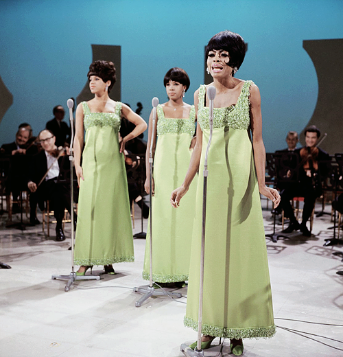 The Supremes c. 1960s (3)