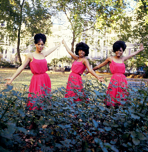 The Supremes c. 1960s (4)