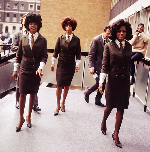 The Supremes c. 1960s (5)