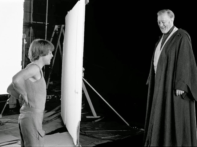 Behind the Scenes Photos from The Empire Strikes Back, 1980 (2)