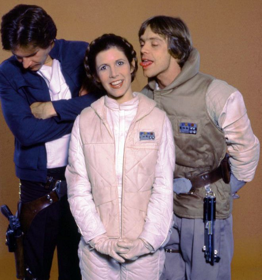 Behind the Scenes Photos from The Empire Strikes Back, 1980 (3)
