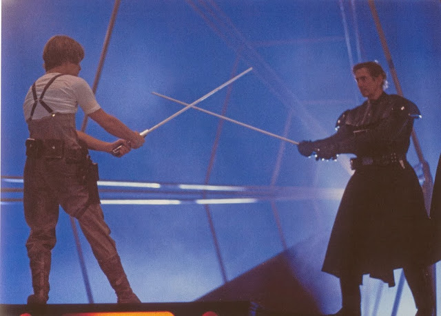 Behind the Scenes Photos from The Empire Strikes Back, 1980 (37)