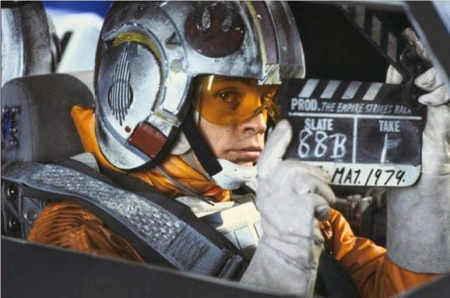 Behind the Scenes Photos from The Empire Strikes Back, 1980 (40)
