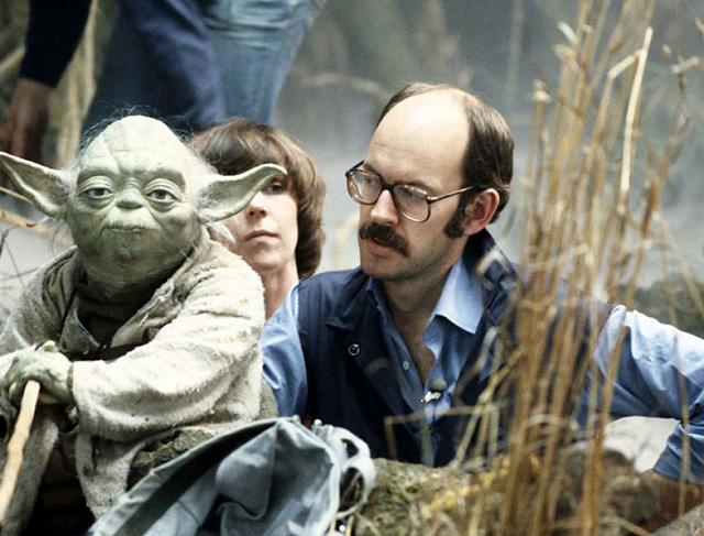 Behind the Scenes Photos from The Empire Strikes Back, 1980 (5)
