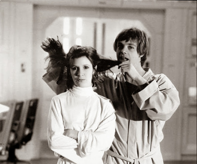 Behind the Scenes Photos from The Empire Strikes Back, 1980 (53)