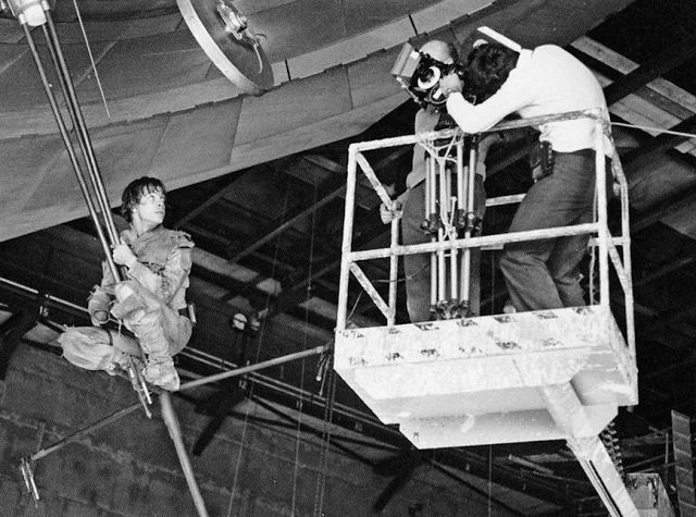 Behind the Scenes Photos from The Empire Strikes Back, 1980 (7)