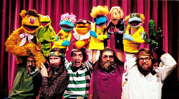Pictures of Behind the Scenes with the Muppets, c (1)