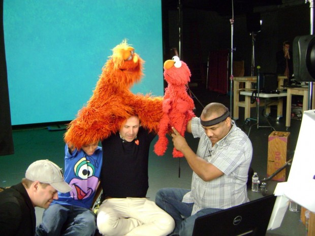 Pictures of Behind the Scenes with the Muppets, c (12)