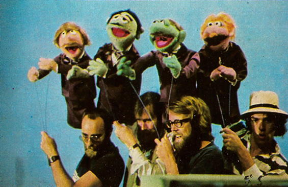 Pictures of Behind the Scenes with the Muppets, c (15)