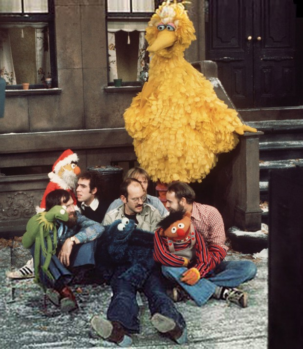 Pictures of Behind the Scenes with the Muppets, c (20)