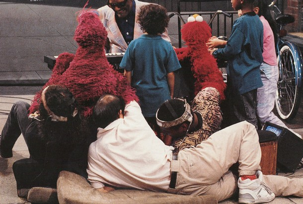 Pictures of Behind the Scenes with the Muppets, c (3)