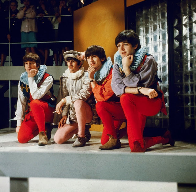The Beatles Perform Shakespeare, 1964 (1)