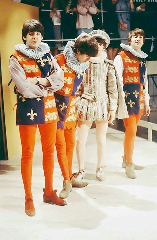 The Beatles Perform Shakespeare, 1964 (2)