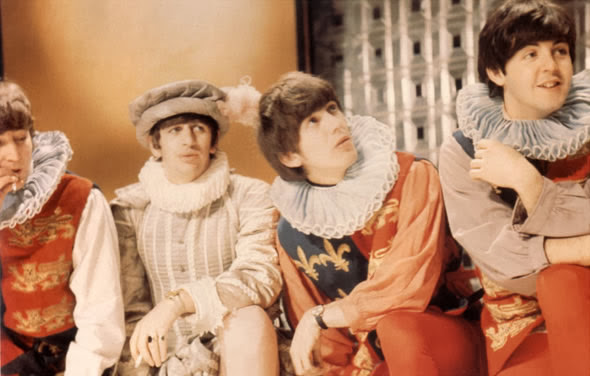 The Beatles Perform Shakespeare, 1964 (3)