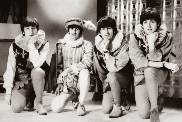 The Beatles Perform Shakespeare, 1964 (4)