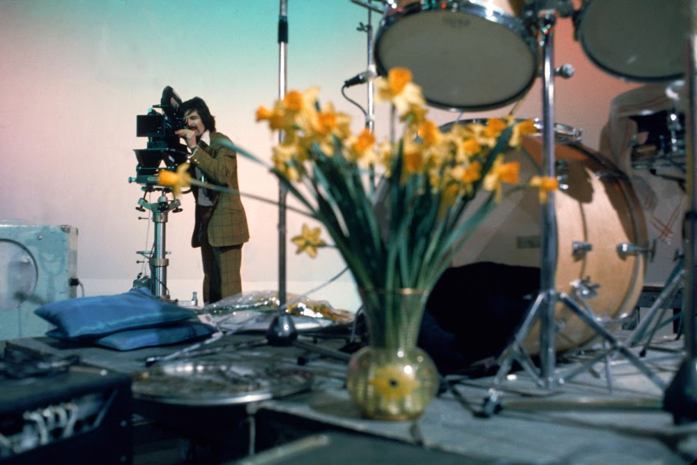 The Beatles in The 'Let It Be' Sessions in January 1969 (7)