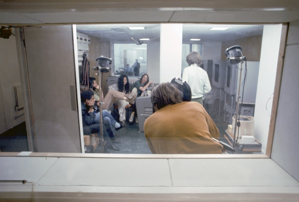 The Beatles in The 'Let It Be' Sessions in January 1969 (8)
