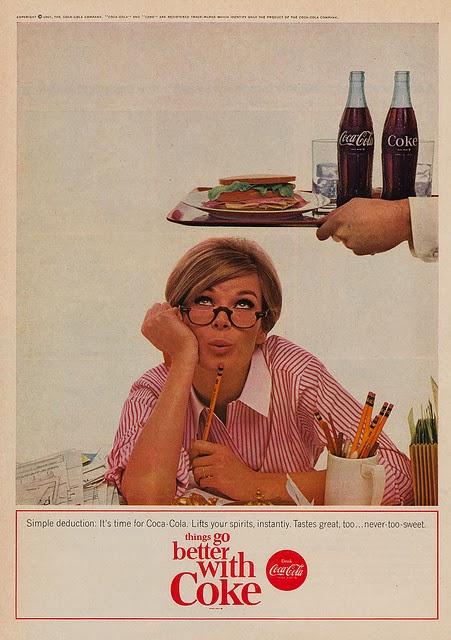 Things go better with Coke (4)