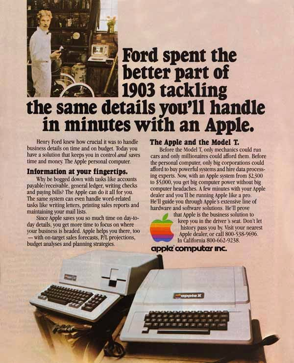Vintage Apple Ads in the 1970s-80s (14)