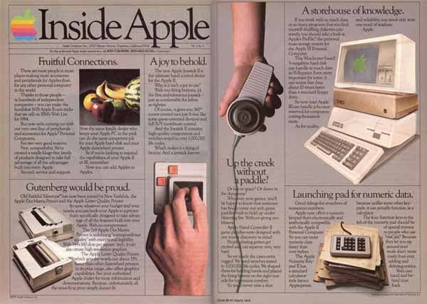 Vintage Apple Ads in the 1970s-80s (26)