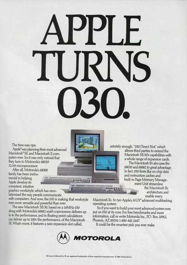 Vintage Apple Ads in the 1970s-80s (45)