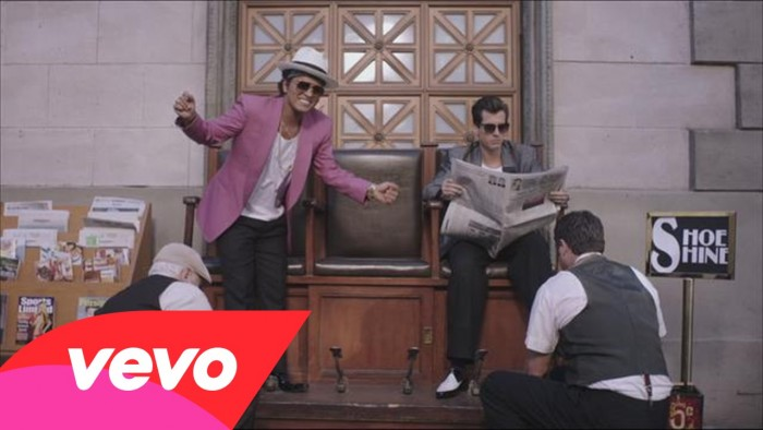 "Mark Ronson's ""Uptown Funk!"" Hits Record-Making Status"