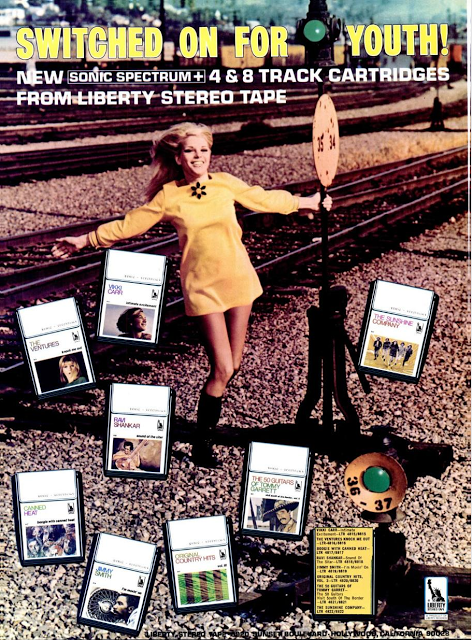 Retro Cassette Adverts (1)