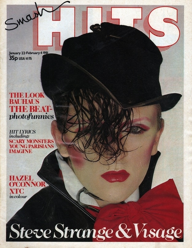 Smash Hits Covers from The '80s (10)