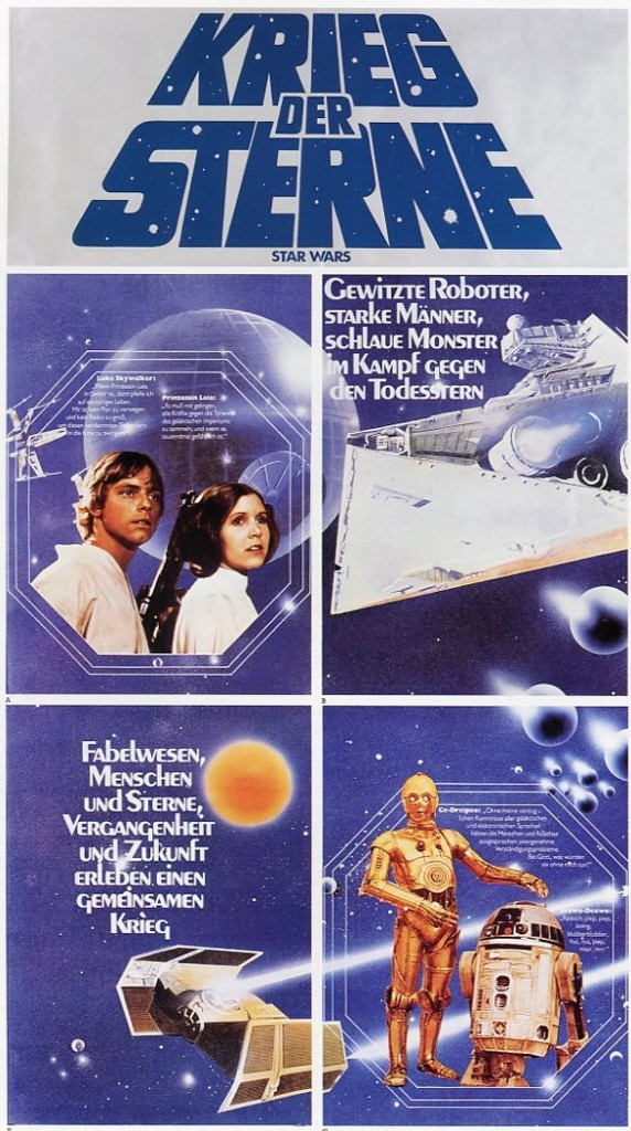 Star Wars Theatrical Posters Around The World in 1977 (15)