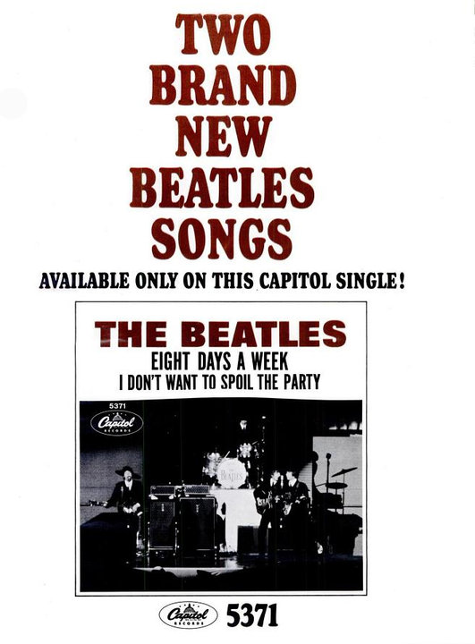 The Beatles' Vintage Ads (4)