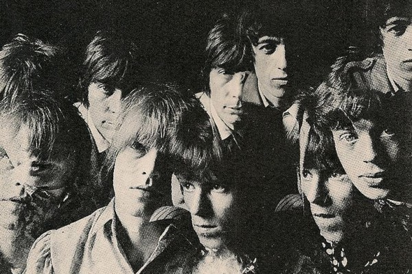 The Rolling Stones' 1966 Tour Programme (1)