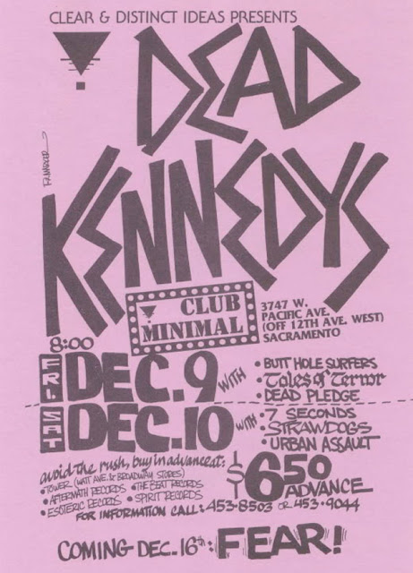 Amazing Punk Flyers & Posters from The 80s (10)