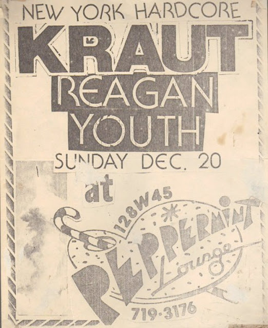 Amazing Punk Flyers & Posters from The 80s (12)
