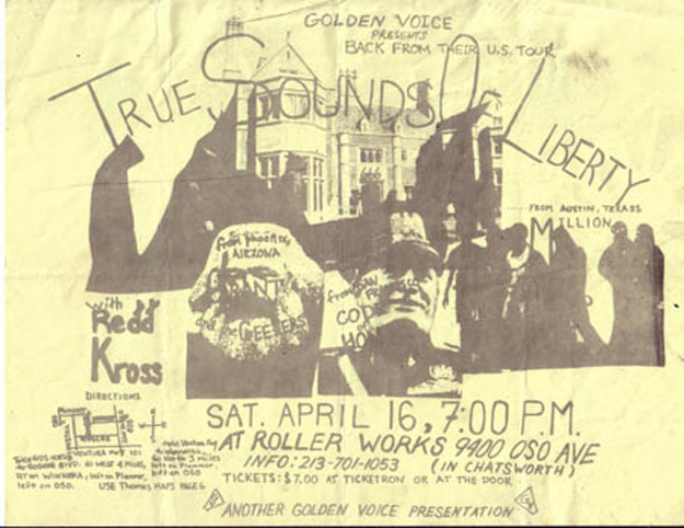 Amazing Punk Flyers & Posters from The 80s (15)
