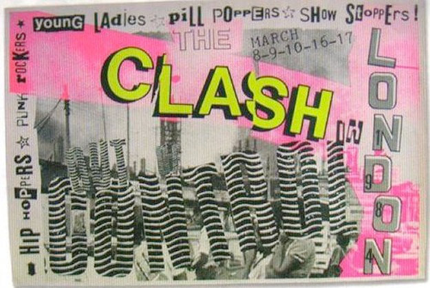 Amazing Punk Flyers & Posters from The 80s (16)